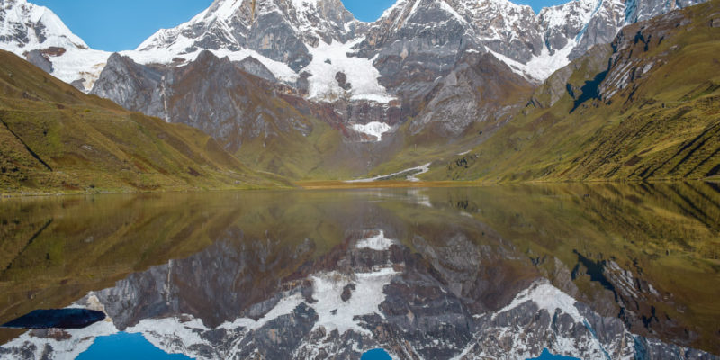 Andes Reflections