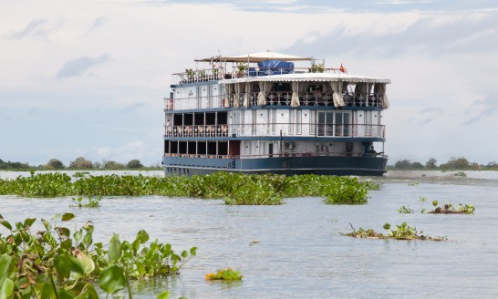 Luxury Cruise - Jayavarman, Cambodia