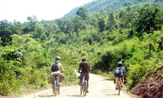 Hilltribe Cycle And Trek – Vietnam To Laos