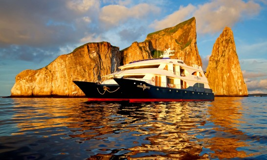 Galapagos Luxury Cruise