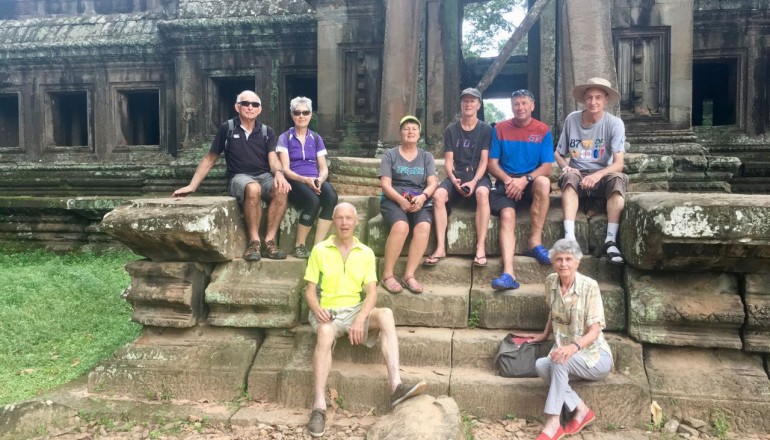 Angkor Wat group