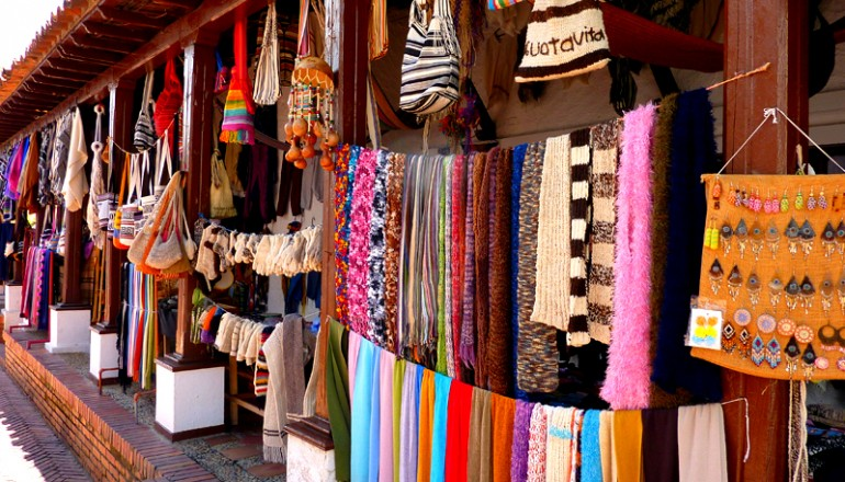 Handicrafts, Colombia