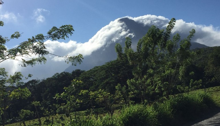 Costa Rica mountain