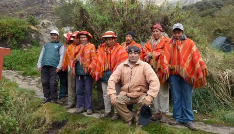 Locals, Peru
