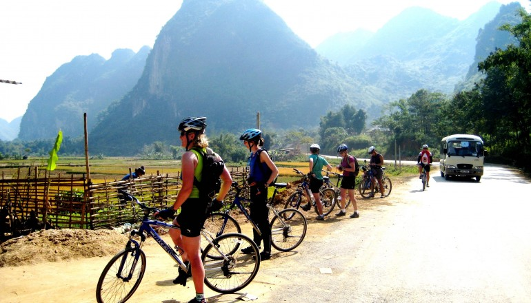 Cycling Group Vietnam
