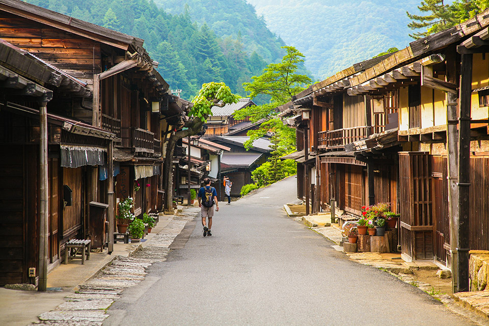 Japan Walking And Culinary Tour
