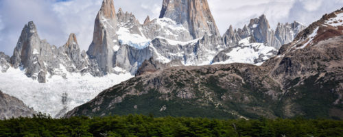 Mounts Fitzroy, Argentina