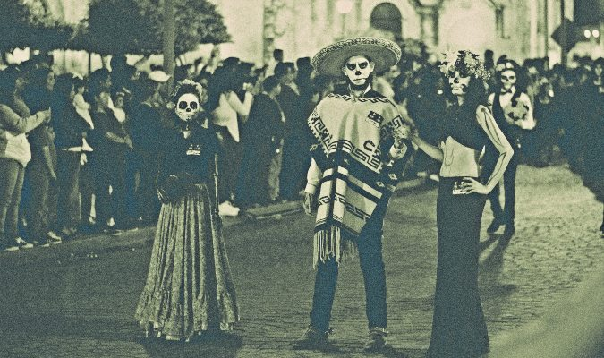 Day of the Dead history