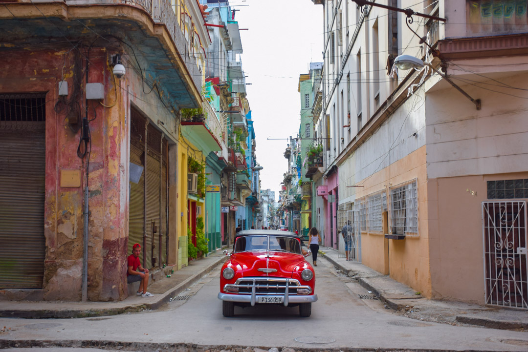 Why every traveller needs to go to Cuba