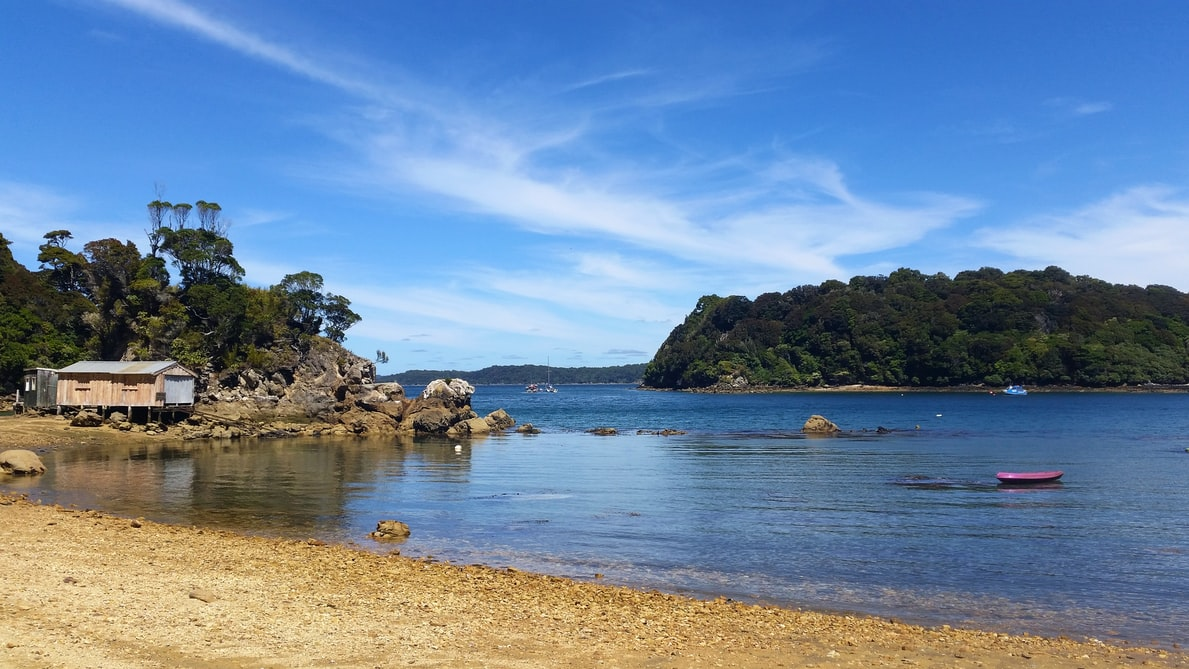 Stewart Island South of the South