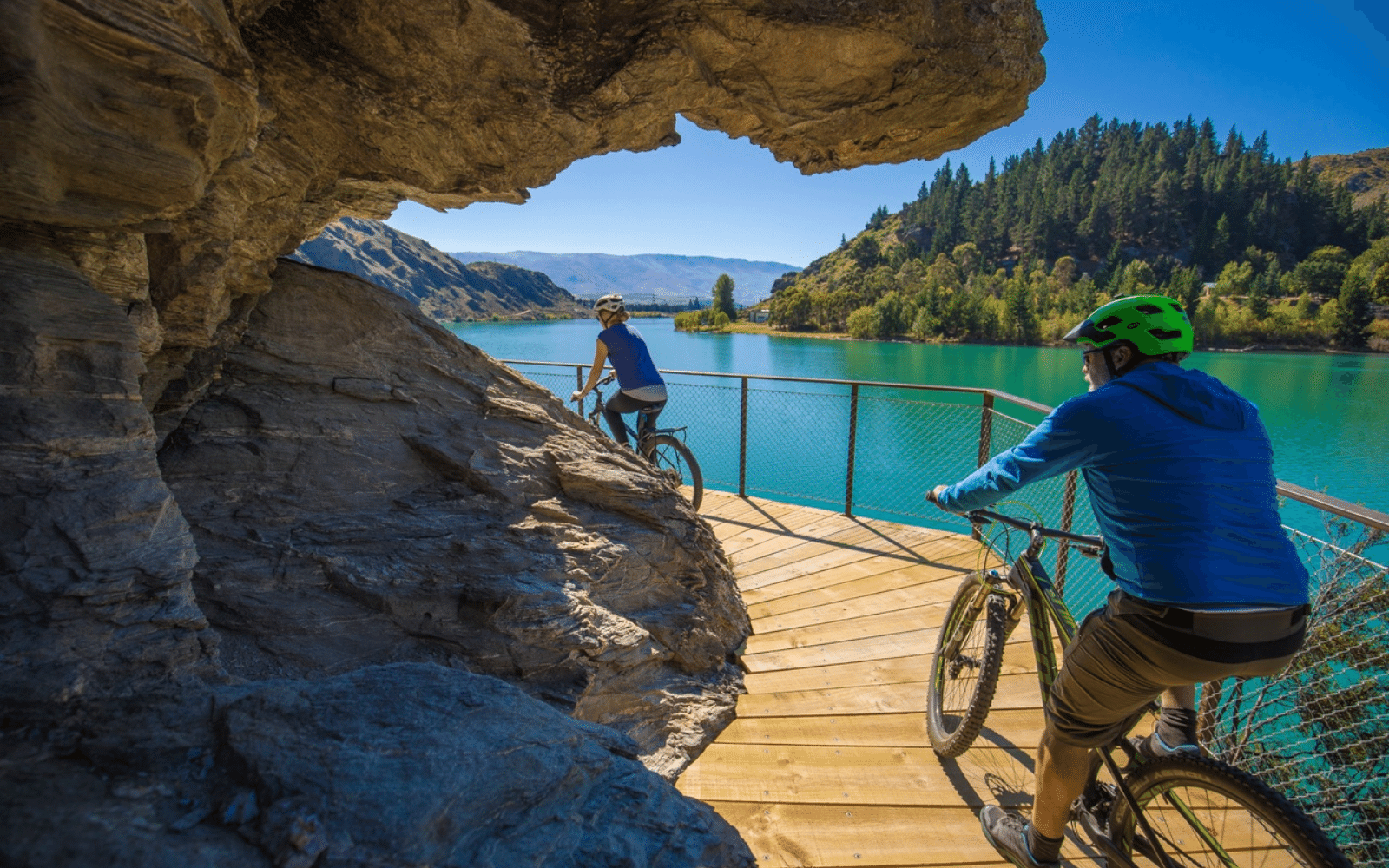 Crafted Journey Central Otago Lake Dunstan